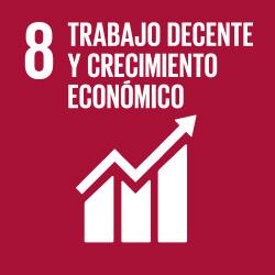Objetivo trabajo decente y crecimiento economico